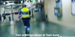 Vadállat biztonsági őr