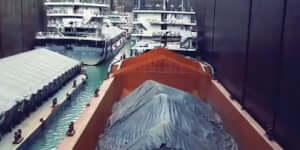 Hajólift