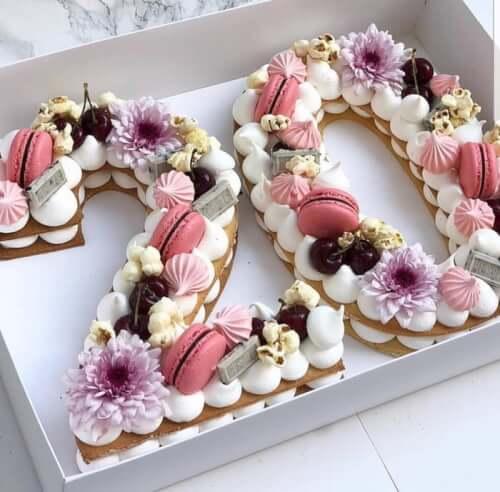Nem egy szokásos torta