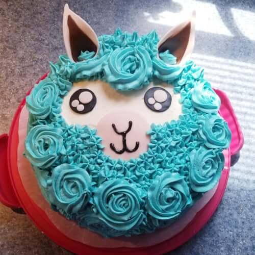 Alpaka torta