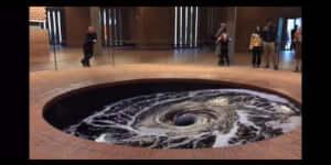 Elképesztő, ahogy ez a víz mozog