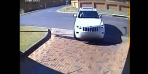 Autós rablás megállítása