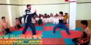 Professzionális harcművészet oktatás
